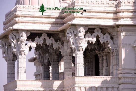 Swaminarayan Hindu Mission Temple, Toronto, Ontario CM-1207