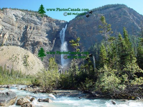 Takakkaw Falls, Yoho National Park, British Columbia, Canada 02