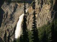 Takakkaw Falls, Yoho National Park, British Columbia, Canada CM11-03