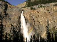 Takakkaw Falls, Yoho National Park, British Columbia, Canada CM11-04