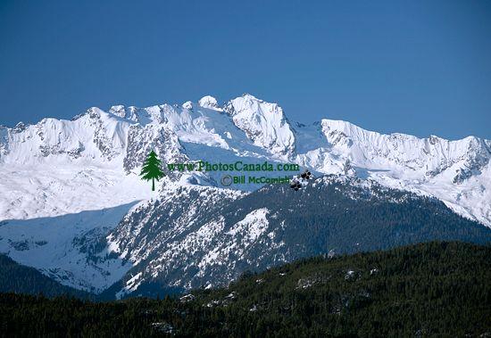 Tantalus Mountain Range, Squamish, British Columbia, Canada CM11-001
