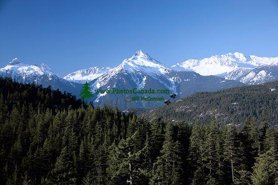Tantalus Mountain Range, Squamish, British Columbia, Canada CM11-006