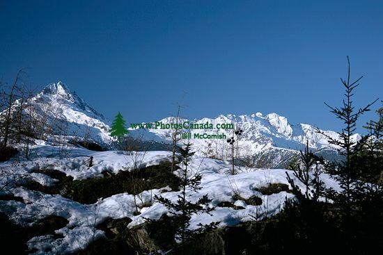Tantalus Mountain Range, Squamish, British Columbia, Canada CM11-009