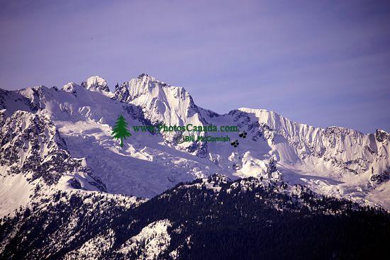 Tantalus Mountain Range, Squamish, British Columbia, Canada CM11-019
