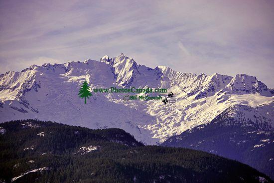 Tantalus Mountain Range, Squamish, British Columbia, Canada CM11-020