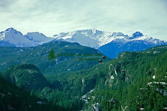 Tantalus Mountain Range, Squamish, British Columbia, Canada CM11-02