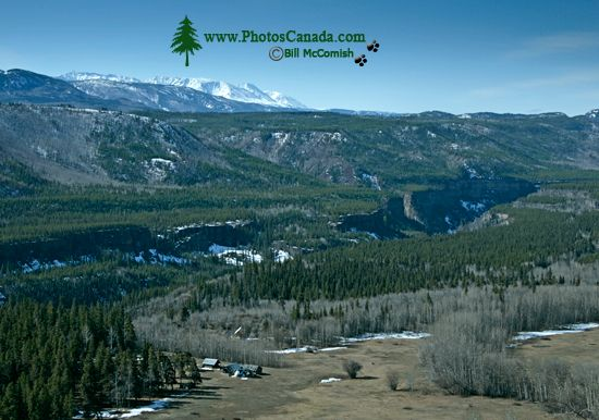 Days Ranch, Grand Canyon of the Stikine River, Telegraph Creek, Northwest British Columbia CM11-08