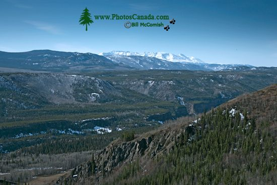 Grand Canyon of the Stikine River, Telegraph Creek, Northwest British Columbia CM11-06