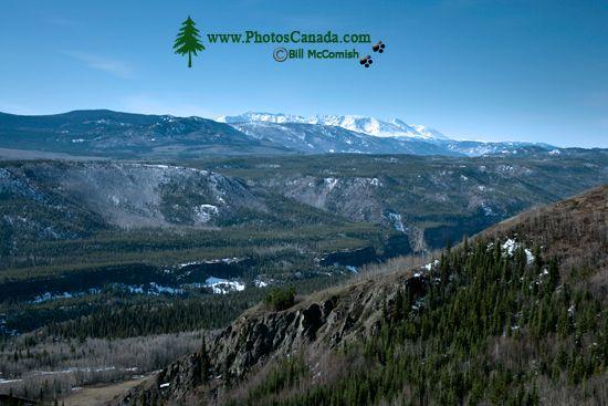 Grand Canyon of the Stikine River, Telegraph Creek, Northwest British Columbia CM11-07
