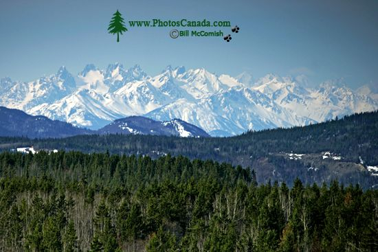 Northern Sawtooth Range, Telegraph Creek, Northwest British Columbia CM11-02