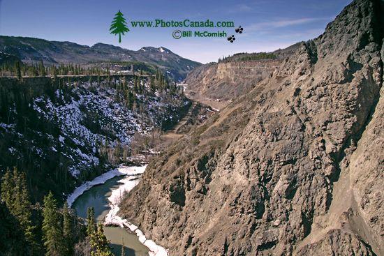 Stikine River, Telegraph Creek Road, Northwest British Columbia CM11-09
