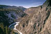 Stikine River, Telegraph Creek Road, Northwest British Columbia CM11-09