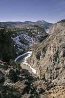 Grand Canyon of the Stikine River, Telegraph Creek Road, Northwest British Columbia CM11-10