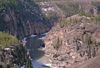 Stikine River, Telegraph Creek Road, Northwest British Columbia CM11-12