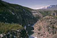 Stikine River, Telegraph Creek Road, Northwest British Columbia CM11-13