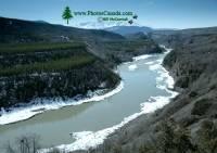 Highlight for Album: Telegraph Creek Photos, Grand Canyon of the Stikine River, Northwest British Columbia Stock Photos