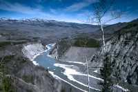Stikine River, Telegraph Creek Road, Northwest British Columbia CM11-17