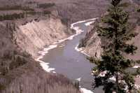 Stikine River, Telegraph Creek Road, Northwest British Columbia CM11-18