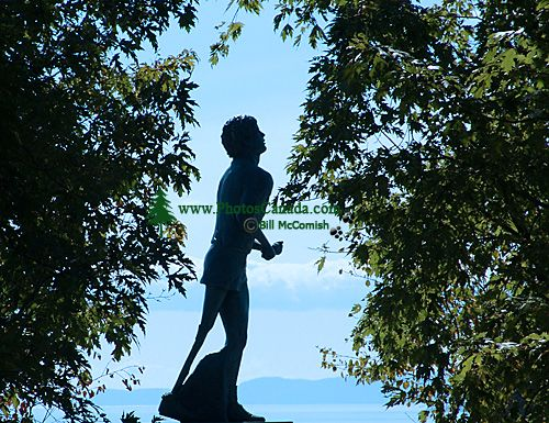 Terry Fox Monument 02