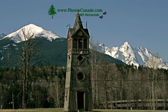 Kitwanga Church, The Hazeltons, British Columbia CM11-01