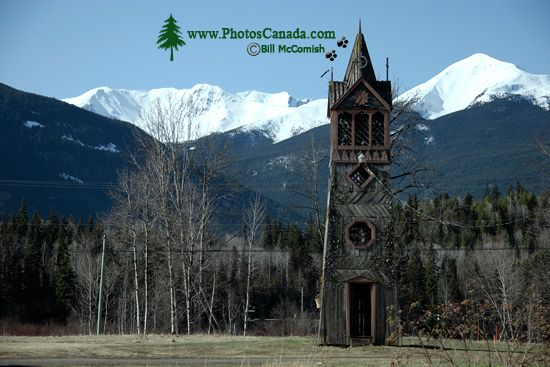 Kitwanga Church, The Hazeltons, British Columbia CM11-04