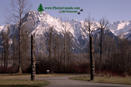 K'san Village Totems, The Hazeltons, British Columbia CM11-07