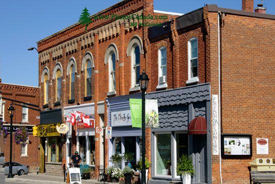Thornbury, Ontario, Canada CM-1203