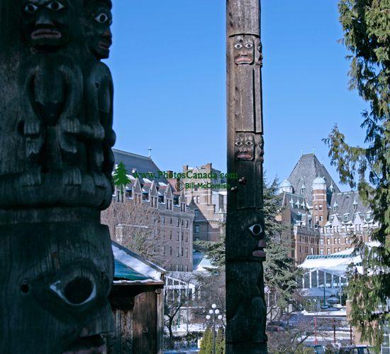 Thunderbird Park, Victoria, Vancouver Island, British Columbia, Canada CM11-03