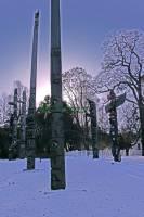 Highlight for Album: Thunderbird Park, Victoria, Vancouver Island, Canada, British Columbia Stock Photos