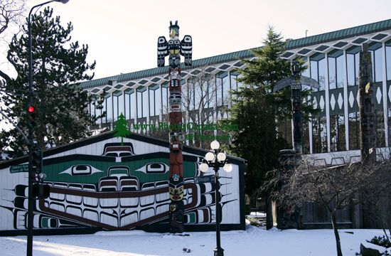 Thunderbird Park, Victoria, Vancouver Island, British Columbia, Canada CM11-01