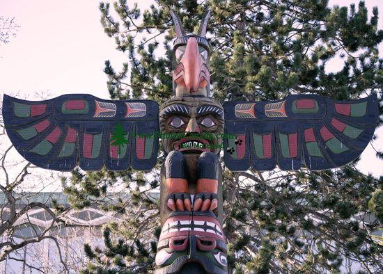 Thunderbird Park, Victoria, Vancouver Island, British Columbia, Canada CM11-02
