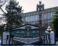 Thunderbird Park, Victoria, Vancouver Island, British Columbia, Canada CM11-07