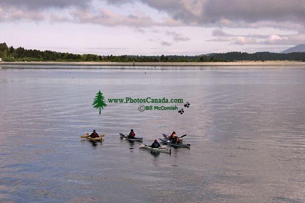 Tofino, Kayaking Clayoquot Sound, Vancouver Island, British Columbia, Canada CM1-06