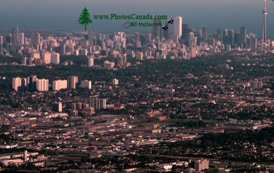 Toronto Aerial, Ontario, Canada CM-1201