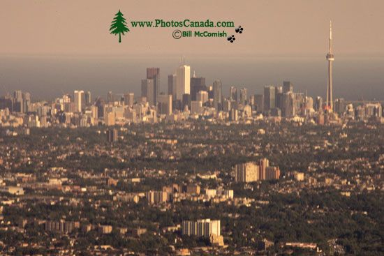 Toronto Aerial, Ontario, Canada CM-1204