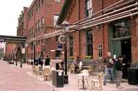 Distillery District, Toronto, Ontario CM11-011