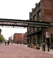 Distillery District, Toronto, Ontario CM11-012
