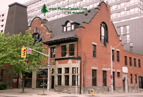 Toronto Alumnae Theatre, Toronto, Ontario CM11-007