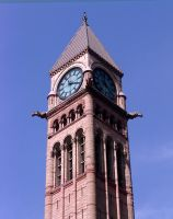 Old City Hall Clock Tower, Toronto, Ontario, Canada  12