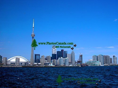 Toronto Skyline, Ontario, Canada  01
