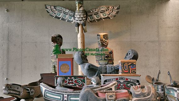 UBC Museum of Anthropology, British Columbia, Canada CM11-09  (Photo Not For Sale)