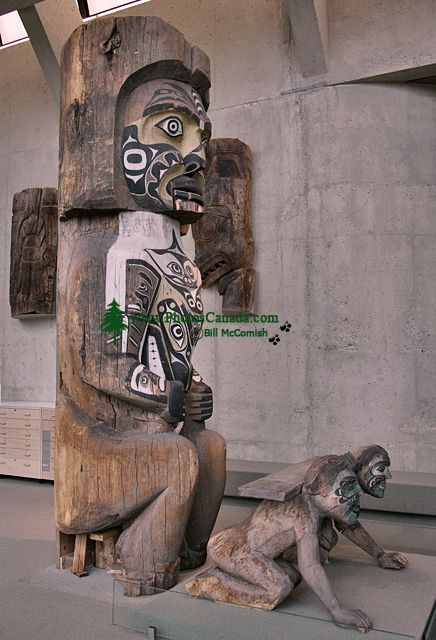 UBC Museum of Anthropology, British Columbia, Canada CM11-07 