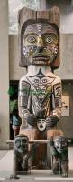 Highlight for Album: UBC Museum of Anthropology Photos, Peoples of the Northwest Coast, British Columbia, Canada (Photos Not For Sale)