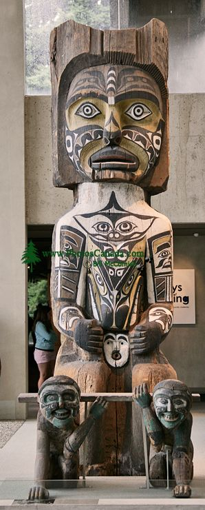 UBC Museum of Anthropology, British Columbia, Canada CM11-06 