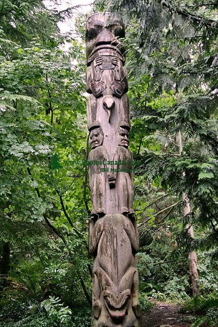 UBC Museum of Anthropology, British Columbia, Canada CM11-12  (Photo Not For Sale)