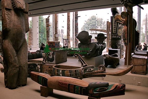 UBC Museum of Anthropology, British Columbia, Canada CM11-03 