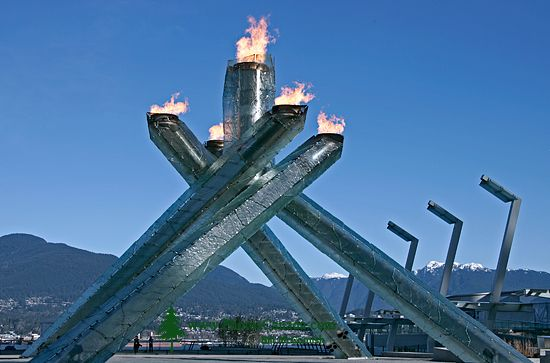 Image result for vancouver 2010 cauldron