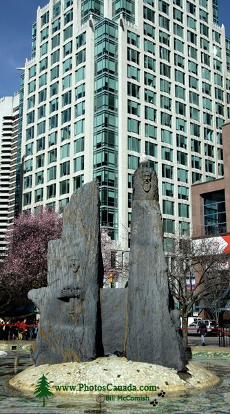 Vancouver 2010, Robson Square, British Columbia, Canada CM11-06