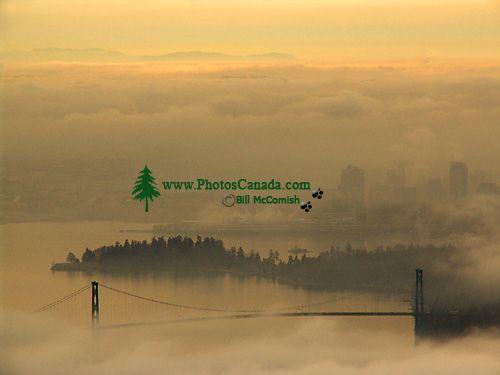 Vancouver, Lions Gate Bridge, British Columbia, Canada 05