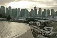 Vancouver, Coal Harbour, December 2008, British Columbia, Canada CM11-41